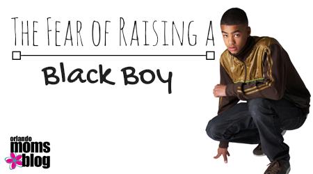 The Fear of Raising a Black Boy