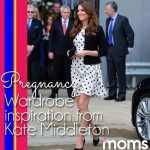 Wardrobe inspiration from Kate Middleton