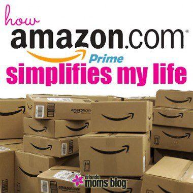 Amazon Prime Simplifies My Life