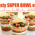 Tasty Super Bowl Eats (and even healthy, shhhhh!)