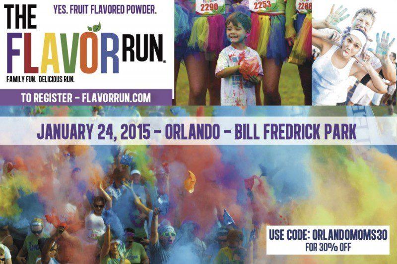 Flavor Run Orlando