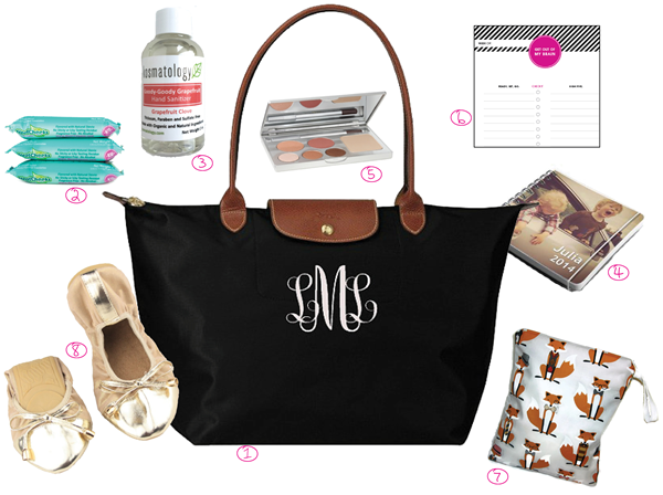 The Winter issue of The Moms Magazine Mom Bag Must Haves!