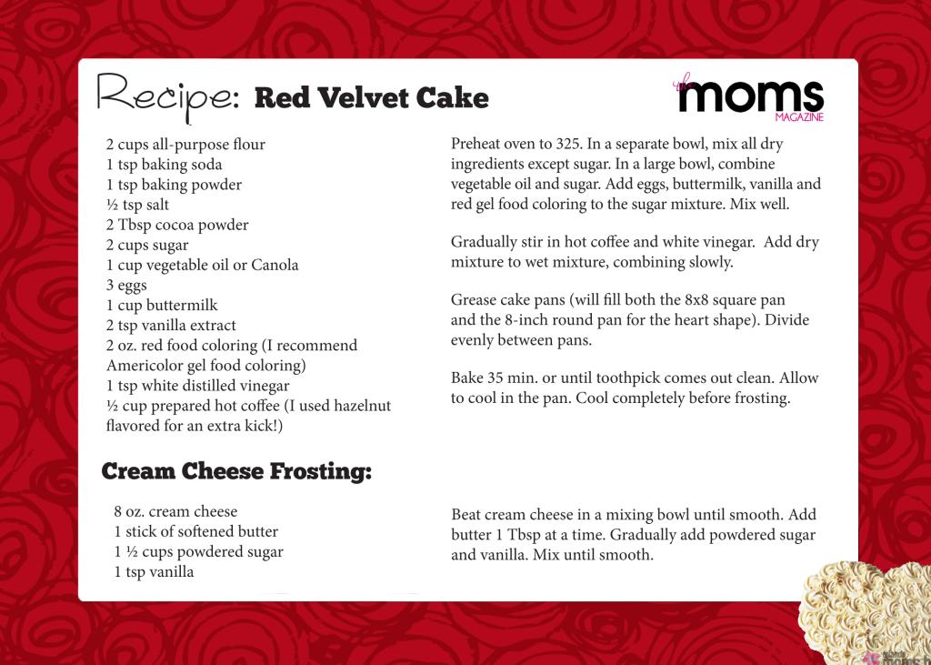 Red Velvet Cake Plus Decorating Demo
