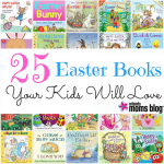 25 Easter Books Your Kids Will Love + FREE Easter Printable