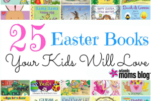 25 Easter Books Your Kids Will Love with FREE Easter Printable