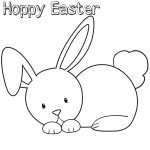 Hoppy Easter Printable