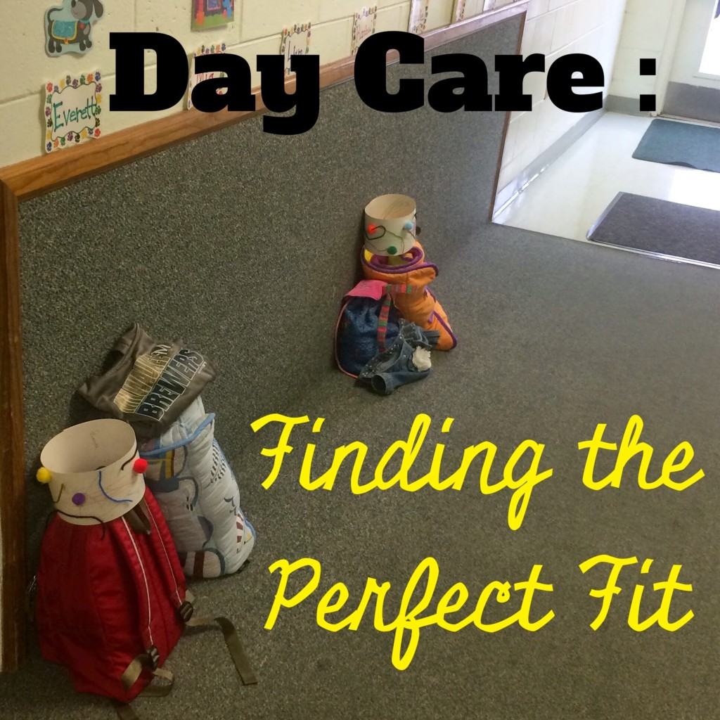 Day Care: Finding the Perfect Fit
