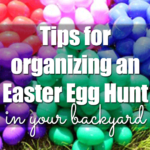 Tips for Organizing an Easter Egg Hunt in Your Backyard