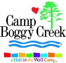 Camp Boggy Creek