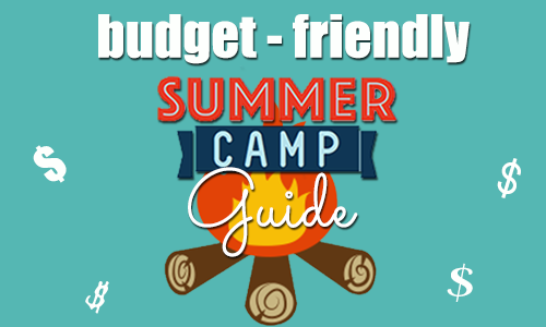 Budget friendly summer camps