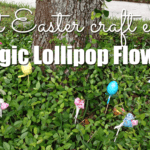 Magic Lollipop Flowers