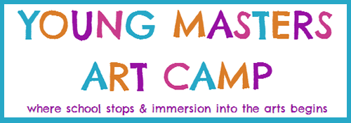 Young Masters Art Camp
