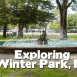 Exploring Winter Park, Florida