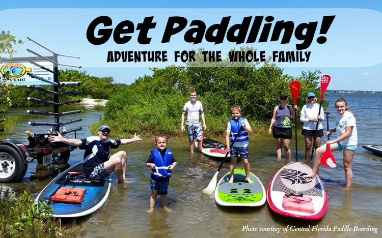 Get Paddling cover