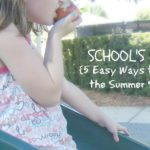 School's Out!: {5 Easy Ways to Curb the Summer Slide}