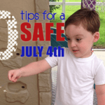 10 TIPS FOR A SAFE JULY 4th