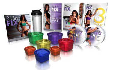 The 21 day Fix program.