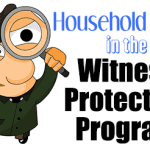 Household Items in the Witness Protection Program