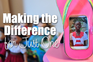 Making-the-Difference-for-Just-One