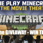 GIVEAWAY! Win Tickets to Minecraft at the Movies!