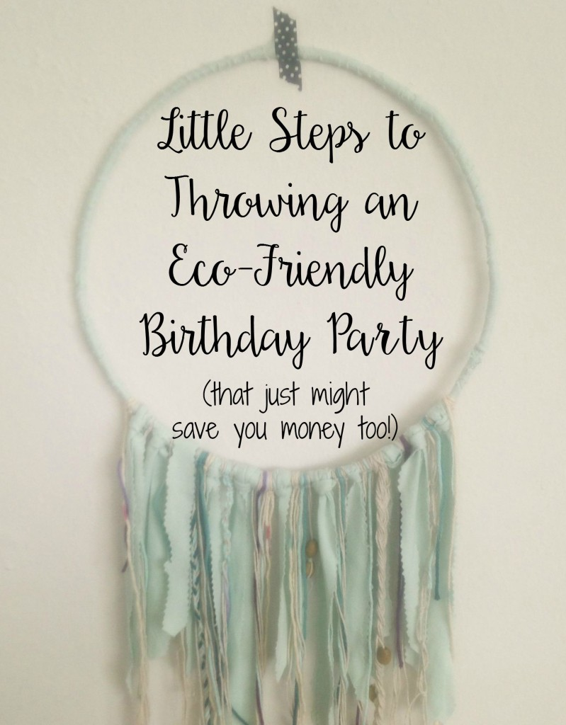 Eco-friendly Party Title Photo