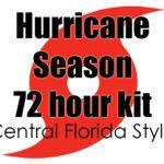 Hurricane Season Central Florida Style