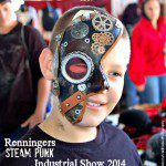 Lesson in Creativity at Steampunk