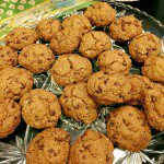 Deliciously Healthy Chocolate Chip Cookies