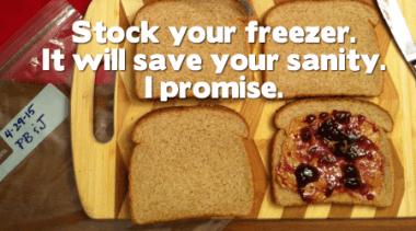 Stock-your-freezer