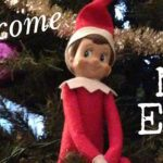 Welcoming back the Elf on the Shelf