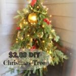 DIY Frugal Christmas Tree Decoration