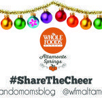 OMB & Whole Foods Altamonte Springs #ShareTheCheer