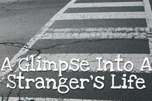A-Glimpse-Into-A-Stranger's-Life