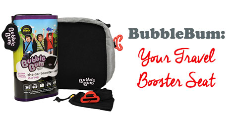 BubbleBum Your Travel Booster Seat
