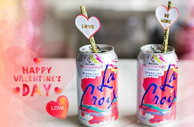 Oh yes, La Croix, I'll be your Valentine!
