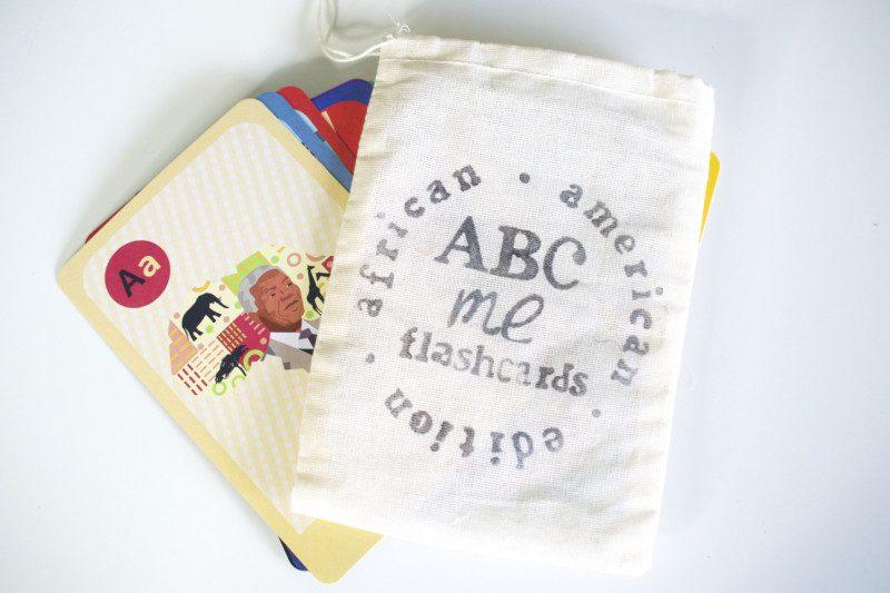 ABC Me Flash Cards