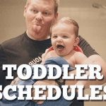 Toddler Schedules: A Dream Come True