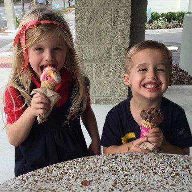 I scream, you scream, we all need a lil ice cream!
