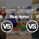 Dinner Delivered: HelloFresh vs. Blue Apron vs. Farm-Haus