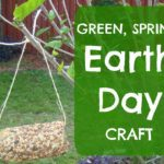 Green, Spring Earth Day Craft