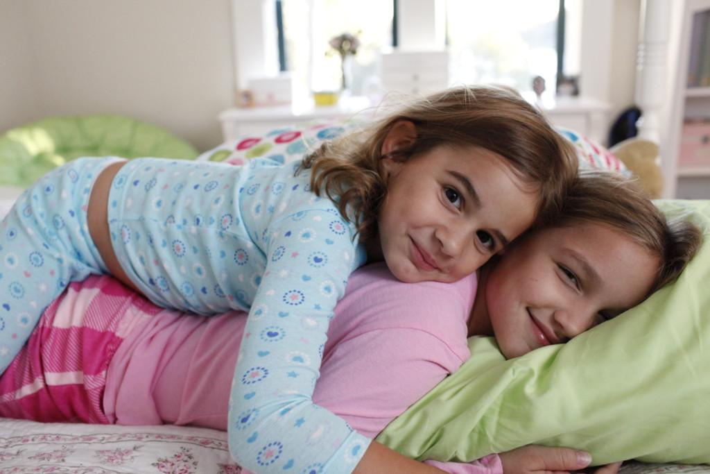 Girls-Bed