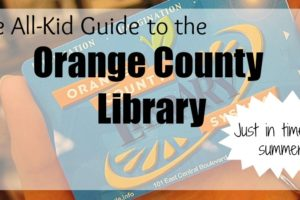 Guide to the Orange Co Library