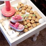 How to transition a nursery into a big girl room