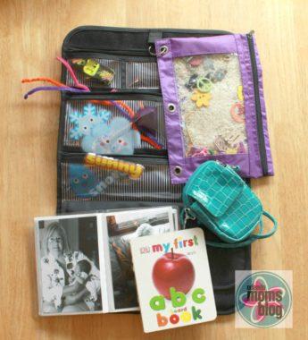 Toddler Travel Kit photo omb