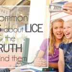 Five common myths about lice and the truth behind them