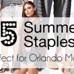 5 Summer Staples Perfect for Orlando Moms