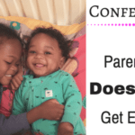 Someone Lied To You – Parenting Does NOT Get Easier