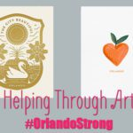 Helping Through Art #OrlandoStrong