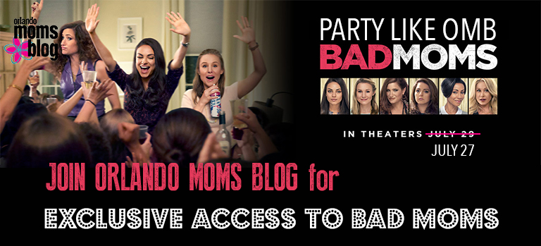 Bad Moms Movie Header