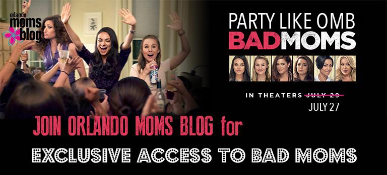 Bad Moms Movie Header